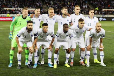 Jalkapallon Em Suomi