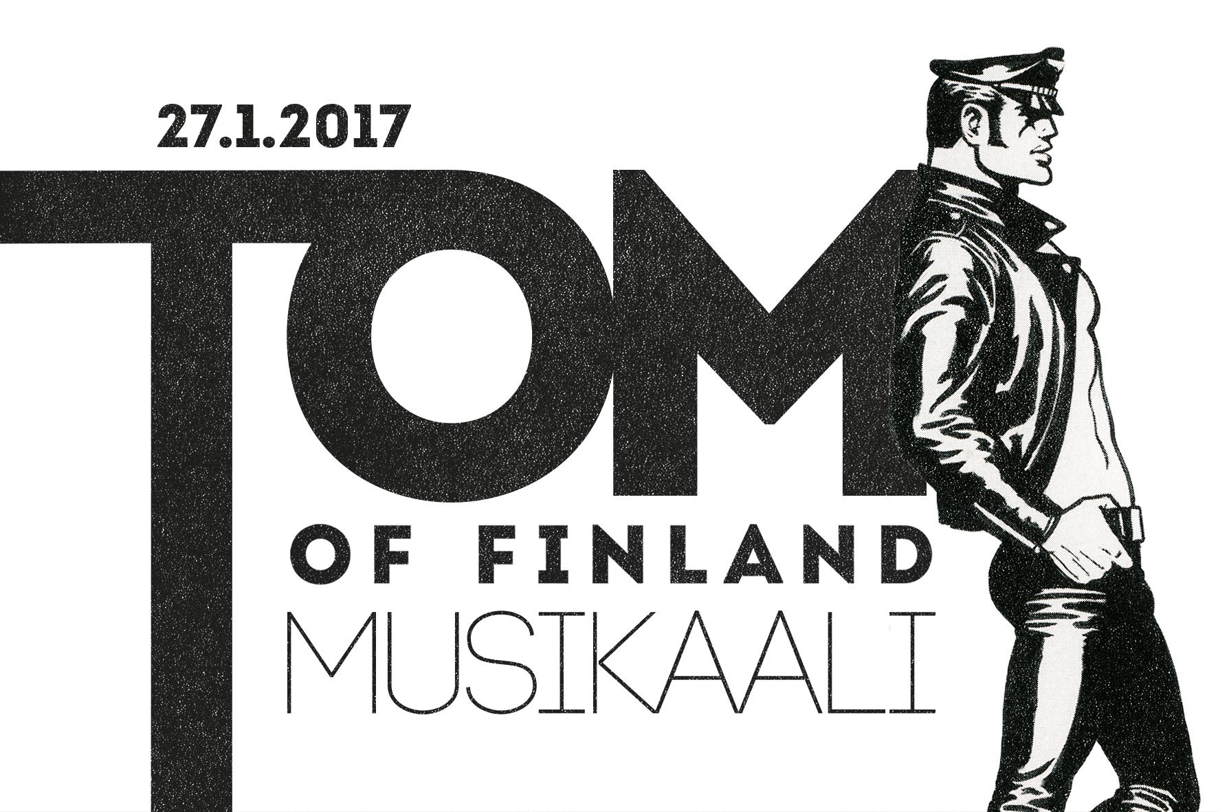 Jori Sjöroos sävelsi musiikkia Tom of Finland -musikaaliin - kuuntele riemukas maistiaiskappale ...
