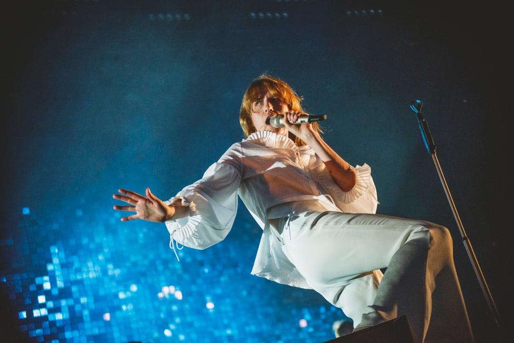 Florence + the Machine. Kuvat: Julius Töyrylä